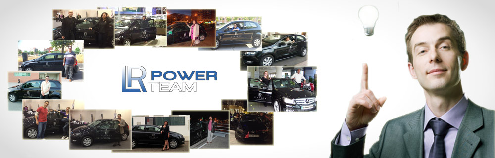 El Equipo LR Power Team