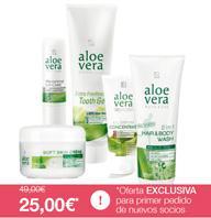Kit inicia LR Aloe Vera