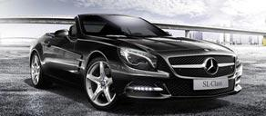 Mercedes Benz LR Nivel 3