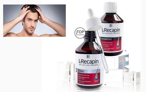 L-Recapin - Tratamiento anticaída del cabello