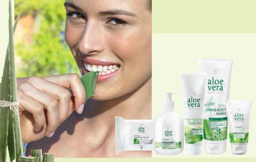 Aloe Vera Básico - cuidado corporal