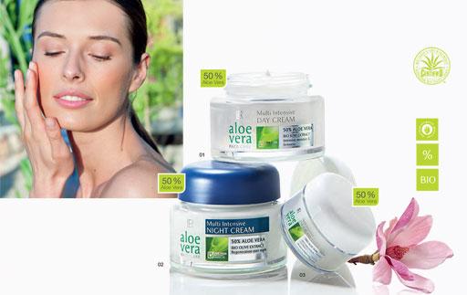 Aloe Vera Rostro - cuidado facial
