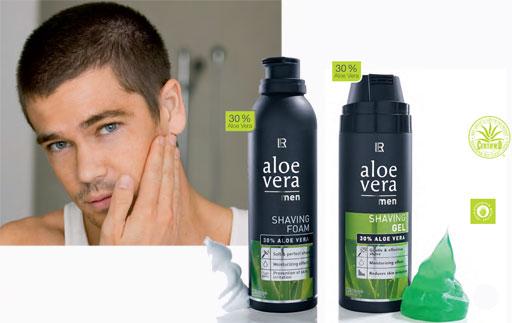 Aloe Vera Hombre - tratamiento facial