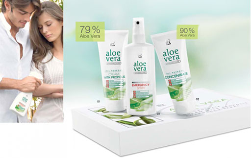 Aloe Vera Multiuso - tratamiento funcional