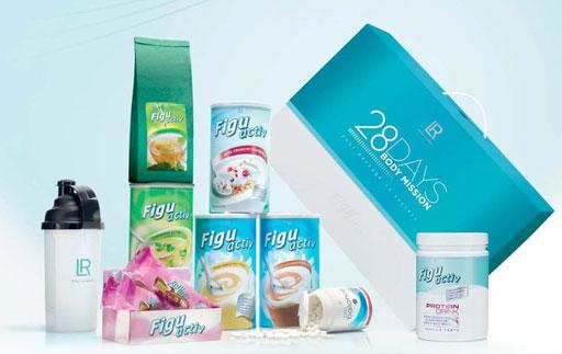 Productos dietéticos Figuactiv