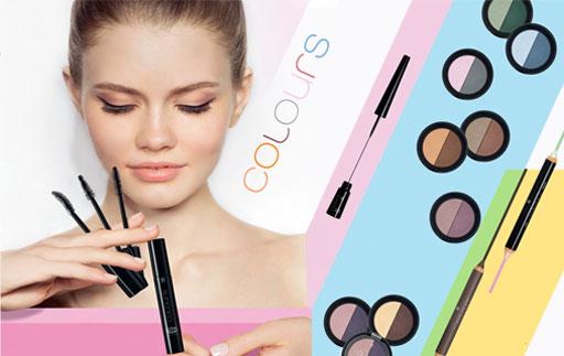 Maquillaje LR-Colours