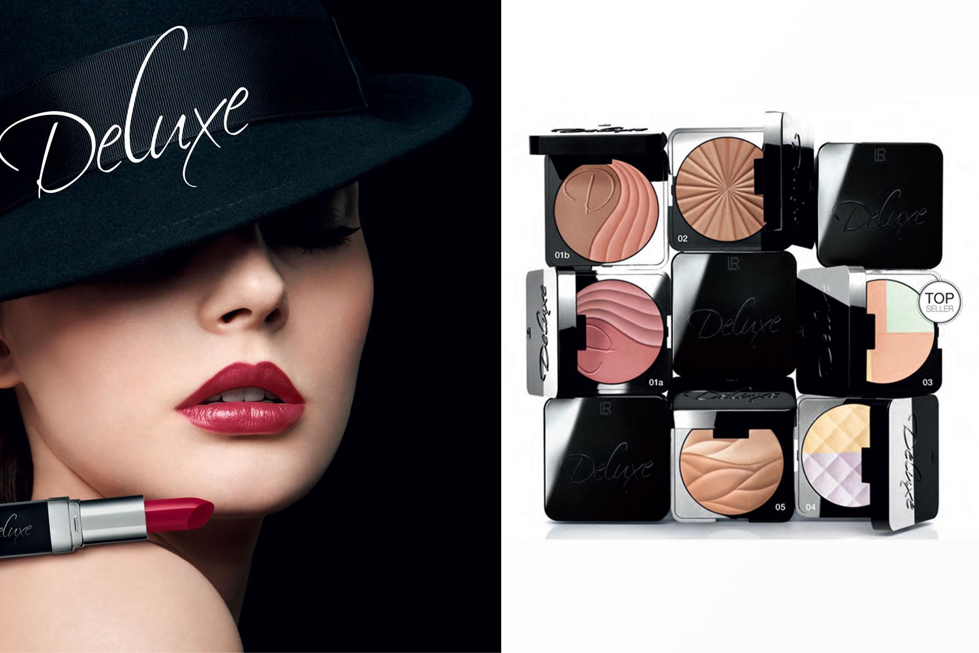 La gamme de maquillage Colours by LR - Aloé Véra, la santé