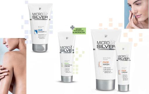 Microsilver Plus - tratamiento antibacteriano