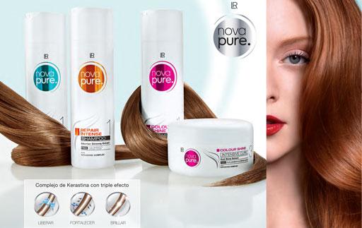 LR Nova Pure Care - Cuidado de lujo para el cabello