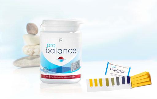 Probalance - Minerales alcalinos para regular el sistema ácido base y cintas para medir el pH